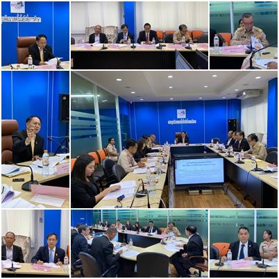 วันจันทร์ที่ 3 กุมภาพันธ์ 2563 เวลา 08.00 -13.00 น. นายประเสริฐ บุญเรือง ปลัดกระทรวงศึกษาธิการ เป็นประธานการประชุมคณะกรรมการบริหารกองทุนพัฒนาเทคโนโลยีเพื่อการศึกษา ครั้งที่ 2/2563 ณ ห้องประชุมสำนักงานเลขานุการกองทุนพัฒนาเทคโนโลยีเพื่อการศึกษา (EdTech1) ชั้น 2 อาคารกรมฝึกหัดครู (เดิม) กระทรวงศึกษาธิการ การประชุมคณะกรรมการบริหารกองทุนพัฒนาเทคโนโลยีเพื่อการศึกษาฯ ประกอบด้วย ผู้ทรงคุณวุฒิ ผู้แทนสำนักงานปลัดกระทรวงศึกษาธิการ ผู้แทนสำนักงบประมาณ (เขียนข่าว:ขนิษฐา เกิดกาย)